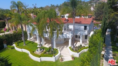 Single Family Home For Sale: 4955 Los Feliz Boulevard