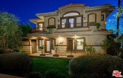 Santa Monica Single Family Home For Sale: 1018 Yale Street