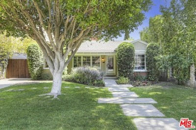 Studio City Single Family Home For Sale: 4342 Laurelgrove Avenue