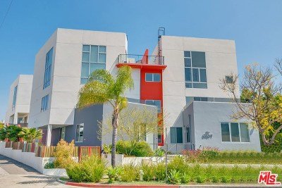 West Hollywood Condo/Townhouse For Sale: 616 N Croft Avenue #PH10