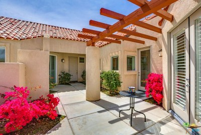 Palm Springs Condo/Townhouse For Sale: 2897 Medina Court