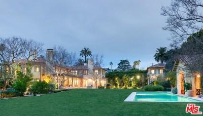 Los Angeles Single Family Home For Sale: 334 S Burlingame Avenue