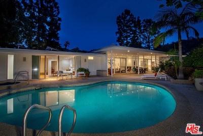 Sherman Oaks Single Family Home For Sale: 3301 Longridge Terrace