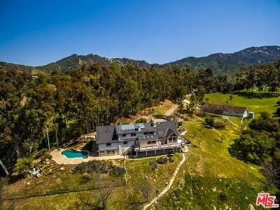 Brentwood, Calabasas, West Hills, Woodland Hills Single Family Home For Sale: 24940 Bob Batchelor Road