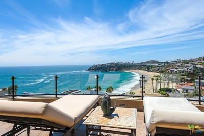 Laguna Beach Single Family Home For Sale: 15 Smithcliffs Road