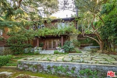 Santa Monica Single Family Home For Sale: 32 Haldeman Road