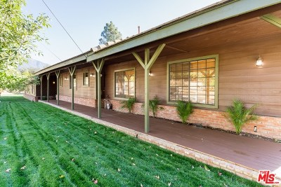Cherry Valley Single Family Home For Sale: 9100 Oak Glen Road