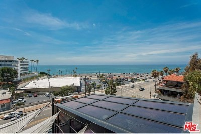 Los Angeles County, Orange County Condo/Townhouse For Sale: 17351 W Sunset #5B