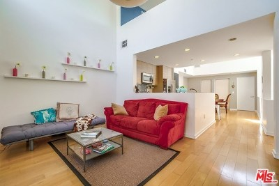 Los Angeles Condo/Townhouse For Sale: 4005 Monroe Street #6
