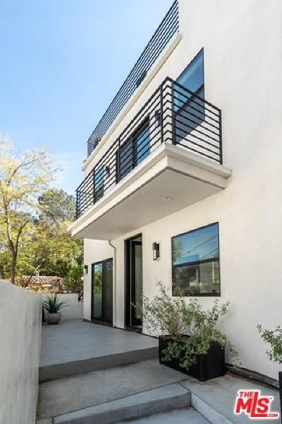Single Family Home For Sale: 6154 Glen Alder Street