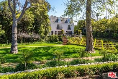 Los Angeles Single Family Home For Sale: 232 S Rimpau Boulevard