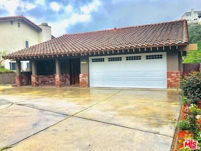 Single Family Home For Sale: 1214 E Tujunga Avenue