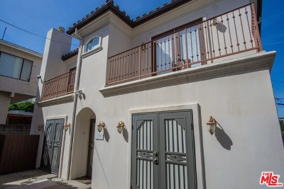 San Pedro Condo/Townhouse For Sale: 718 W 28th Street