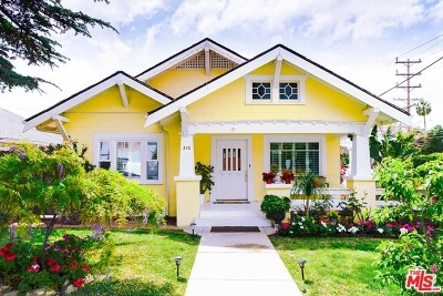 Glendale Single Family Home For Sale: 376 W Lexington Drive