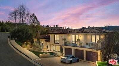 Los Angeles Single Family Home For Sale: 2189 Sheringham Lane