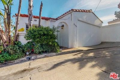 Single Family Home For Sale: 2206 Ronda Vista Drive