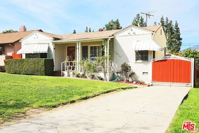 Pasadena Single Family Home For Sale: 87 W Glenarm Street