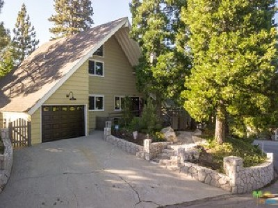 Lake Arrowhead Single Family Home For Sale: 27558 W West Shore Road