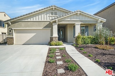 Perris Single Family Home For Sale: 1170 Cordozo Street