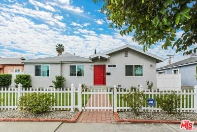 Tarzana Single Family Home For Sale: 6131 Wilbur Avenue