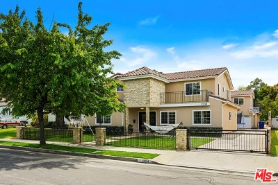 Santa Monica Single Family Home For Sale: 2334 33rd Street