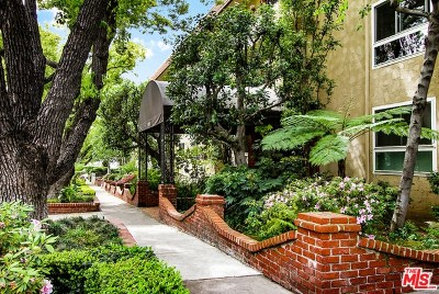 West Hollywood Condo/Townhouse For Sale: 1203 N Sweetzer Avenue #211