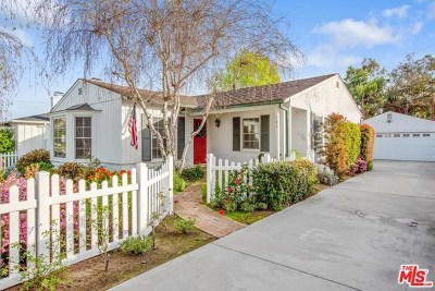 Costa Mesa Single Family Home For Sale: 385 E 19th Street