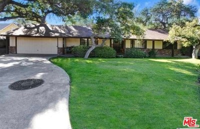 Duarte Single Family Home For Sale: 1708 Royal Oaks Drive
