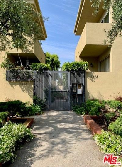 Santa Monica Condo/Townhouse For Sale: 1312 Berkeley Street #3