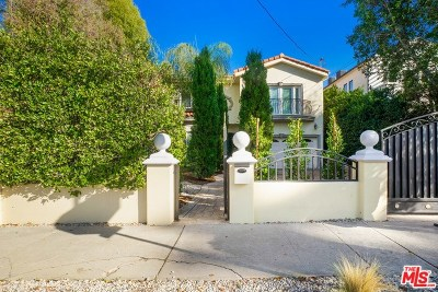Single Family Home For Sale: 4946 Haskell Avenue