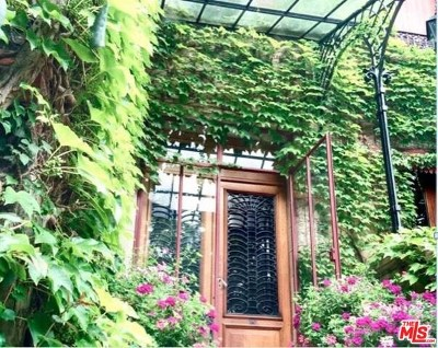 Los Angeles Single Family Home For Sale: 33 Menil Nancy France