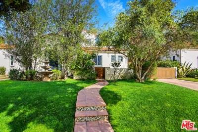 Santa Monica Single Family Home For Sale: 1335 Cedar Street