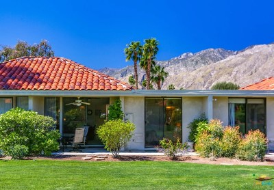Palm Springs Single Family Home For Sale: 666 N Vallarta Circle