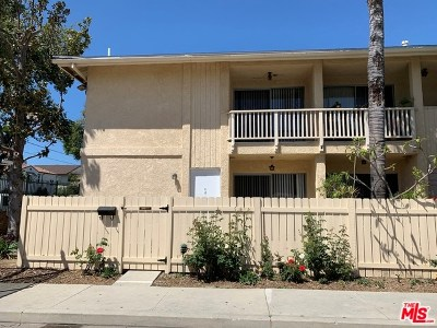 Reseda Condo/Townhouse For Sale: 8001 Canby Avenue #1