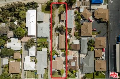 San Gabriel Single Family Home For Sale: 5604 N Muscatel Avenue