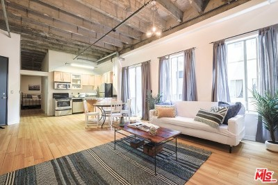 Los Angeles Condo/Townhouse For Sale: 312 W 5th Street #606