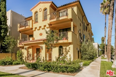 West Hollywood Condo/Townhouse For Sale: 500 N Orlando Avenue #103