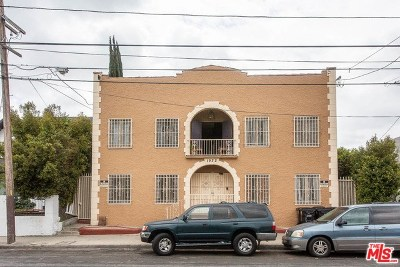 Los Angeles Multi Family Home For Sale: 1922 Montrose Street