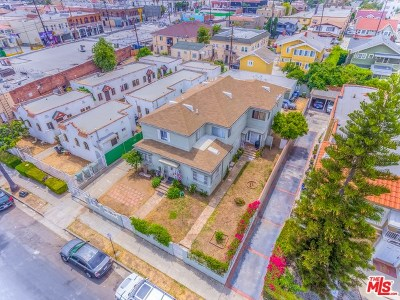 Los Angeles Multi Family Home For Sale: 1259 4th Avenue