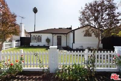 Single Family Home For Sale: 14940 Addison Street
