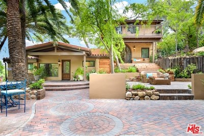 Brentwood, Calabasas, West Hills, Woodland Hills Single Family Home For Sale: 636 Reithe Avenue