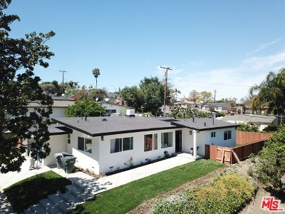 Single Family Home For Sale: 2061 W Macarthur Street