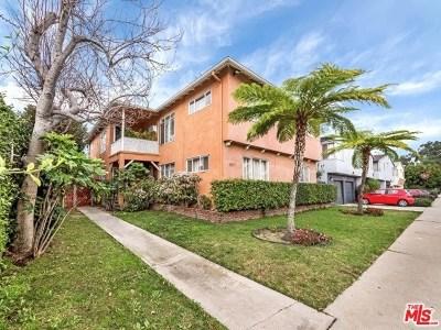Sherman Oaks Multi Family Home For Sale: 4517 Hazeltine Avenue