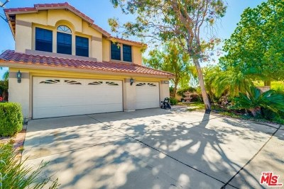 Corona Single Family Home For Sale: 22958 Elk Grass Street