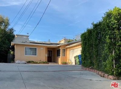 Lake Balboa Single Family Home For Sale: 16427 Haynes Street
