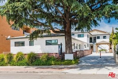 Burbank Multi Family Home For Sale: 423 E Elmwood Avenue