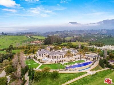 Single Family Home For Sale: 120 Montecito Ranch Lane
