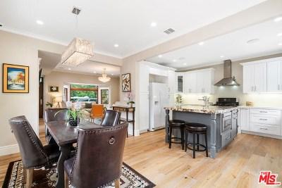 Hollywood Single Family Home For Sale: 6077 Selma Avenue