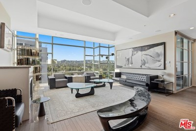 Los Angeles Condo/Townhouse For Sale: 10380 Wilshire #1002