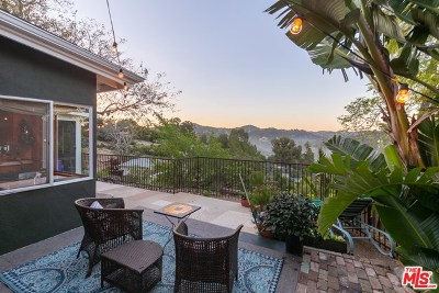 Topanga Single Family Home For Sale: 19932 Valley View Drive